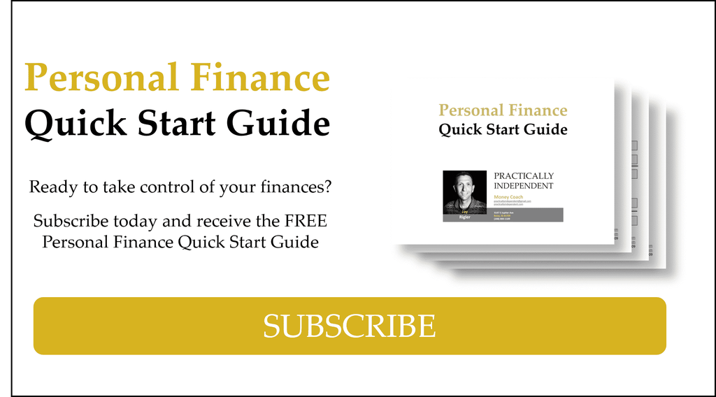 Personal Finance Quick Start Guide